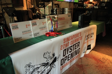 Oyster Opening Championship 2018